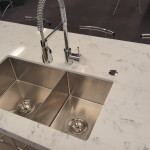 Engineered Stone with Double Bowl Undermount Sink NZ