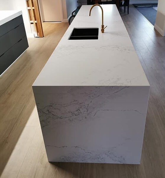 Caesarstone Benchtop Empire White